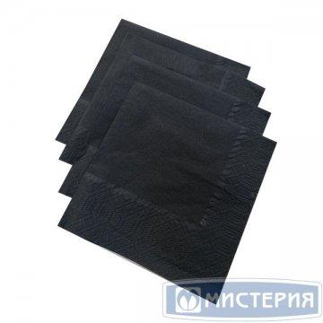 Салфетки Биг-пак 24-250-2 черные 250шт/уп 18уп/меш