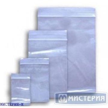 Пакет Zip-Lock ПВД 20х25см 40мкм 1000шт./уп 2000шт/кор