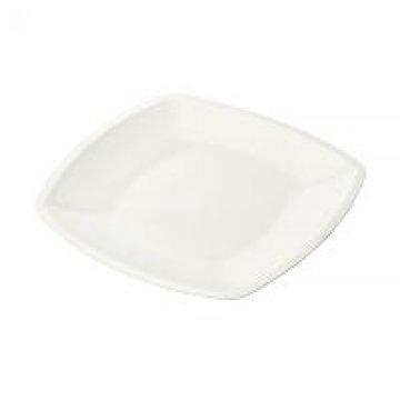 Тарелка квадратная плоская,Белая,180мм,ПП BUFFET 6 шт/упак 25 упак/кор