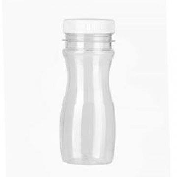 ПЭТ бутылка прозрачн., 0,097 л с крышкой, широкое горло 400 шт/уп 400 шт./кор