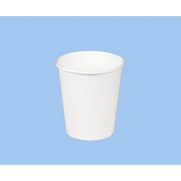 100/110мл Стакан бумажный Белый(50шт/уп) Д63мм (50/3000)