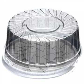 Контейнеры одноразовые пластиковые упаковочные УК-292Н, ПЭТ, белая, ПЩ