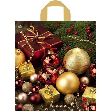 Пакет Подарочный пакет-пакет петлевой 300шт/кор