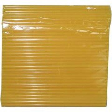 Трубочки д/кокт.прямые d=8мм L=240мм, желтые ПП  250шт/уп  23 уп/кор