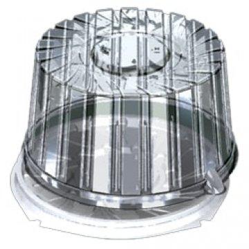 Контейнеры одноразовые пластиковые упаковочные УК-296Н ППП, белая, ПЩ 200шт/кор