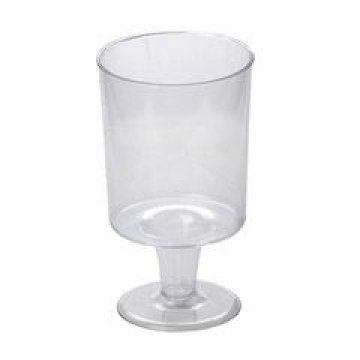 Рюмка д/хол., 0.1л, прозрачн., кристалл, ПС 10 шт/уп 420шт/кор