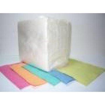 Салфетки Mystery Style 25х25 см, 1сл., бум. цвета в ассортименте (75л)  75шт/уп  60уп/кор
