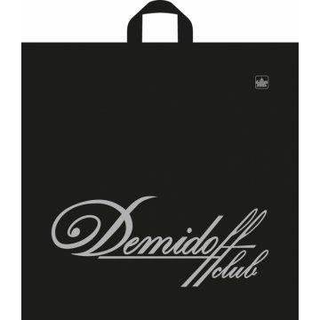 Пакет Демидофф лайт (штрих-код)-пакет петлевой 300шт/кор