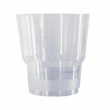 Стакан Кристалл 200мл Прозрачный (50шт/20упак)