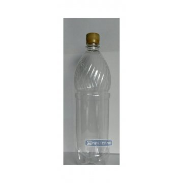 Бутылка БЕСЦВЕТНАЯ из ПЭТ 1.5 дм3  91шт/уп