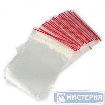Пакет Zip-Lock ПВД 4х6см 1 000 шт /уп 36 000 шт /кор.