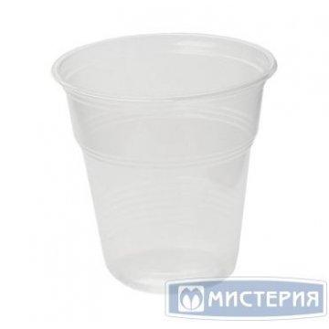 Стакан 100 мл прозрачный (К4000 Ф100)