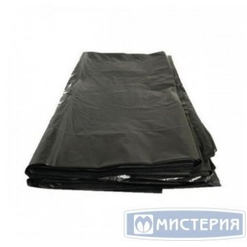 Мешок д/мусора, 360л ПВД (90*130) 40 мкм черный 50 шт./уп. 150 шт/меш