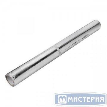 Фольга 44см*100м Особо прочная (14 мкм) 1 рул /упак 8 упак/кор