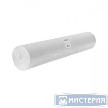 Простыни 80*200  в рулоне белые Standart 1 рул/ упак 6 упак/ кор