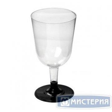 Бокал д/вина, 0.2л, кристалл, ПС 6 шт/уп 10 уп/кор