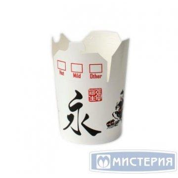 Коробка для лапши (контейнер) China-Pack 750мл, Китай 50 шт/упак 500 шт/кор