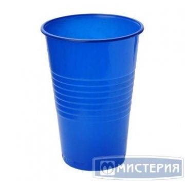 Стакан 200 мл синий (ИнтроПластик 3000/100)