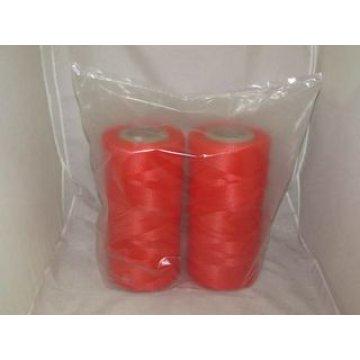 Сетка-рукав в рулоне (500м) красная П/П 1рул./уп. 2 рул/кор