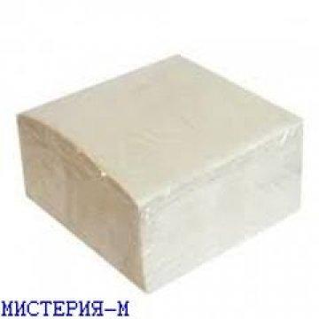 Салфетки бум. быт. п/л V250 целлюлоза белые ЛАЙТ(20)