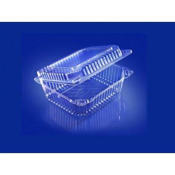 Контейнеры одноразовые пластиковые упаковочные УК-285ВБ, ОПС, прозрачная, ПЩ-5.1