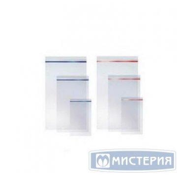 Пакет Zip-Lock ПВД 8х12см 40мкм 1000  шт/уп 16000 шт/кор.