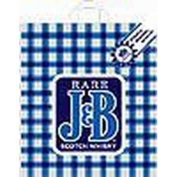 Пакет петля 38*42см, ПНД, J&B, Scotch Whisky (зеленый, красный, синий) 50шт./уп 300 шт./кор