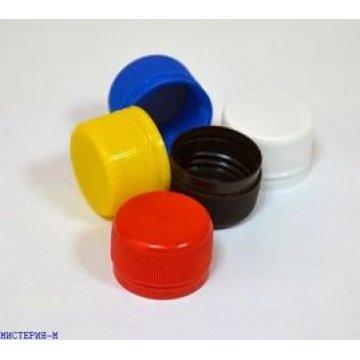 Колпачки ПВ РСО 1810, тип I, коричневые (упаковка 1000шт)