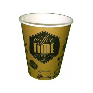 350 ГН Стакан кофе тайм 800шт/кор