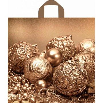 Пакет Бронзовые шарики-пакет петлевой 300шт/кор