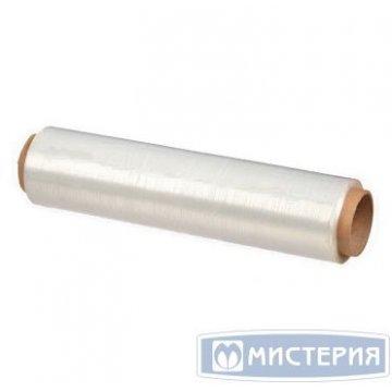 Плёнка ПЭ пищ. 450мм х 200м белая 7 мкм Э 1 рул/уп 6 рул/кор