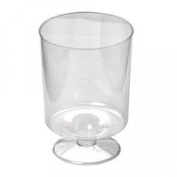 Бокал д/вина, 0.20л, кристалл, ПС  6 шт/уп  12 уп/кор