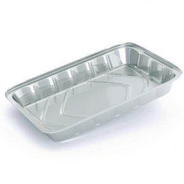 SP86L контейнер из пищевой алюминиевой фольги