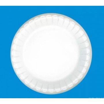 Тарелка банкетная TD-225 (цвет:белый) 1200шт/кор