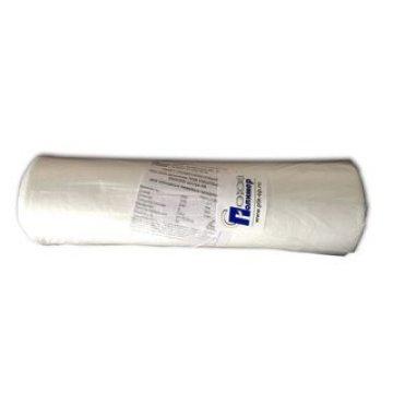 Пакет фасов. ПНД 24х37см (500 шт/рул), 8 мкм экстра, без шпули 500 шт/уп 8000 шт/кор
