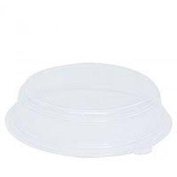 Крышка для салатников без лого D150мм прозрачная 500шт/кор,купольная