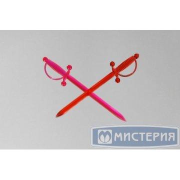Пика Меч 70 мм, цветн.ПС 500 шт/уп 20 уп/кор